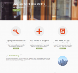 Customizr-Wordpress
